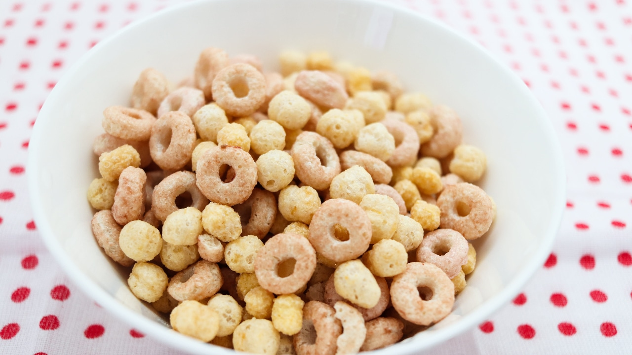 Cereales dulces