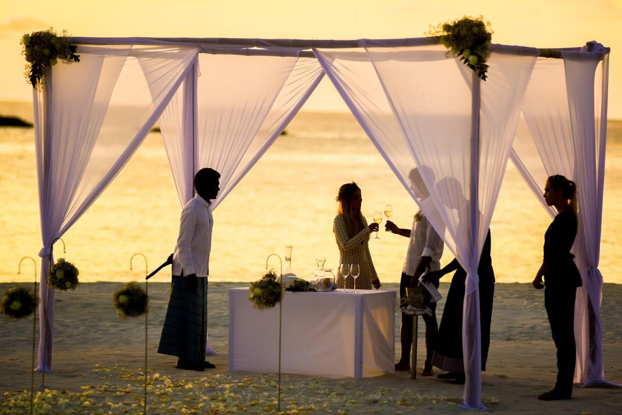 Planificar una boda en la playa