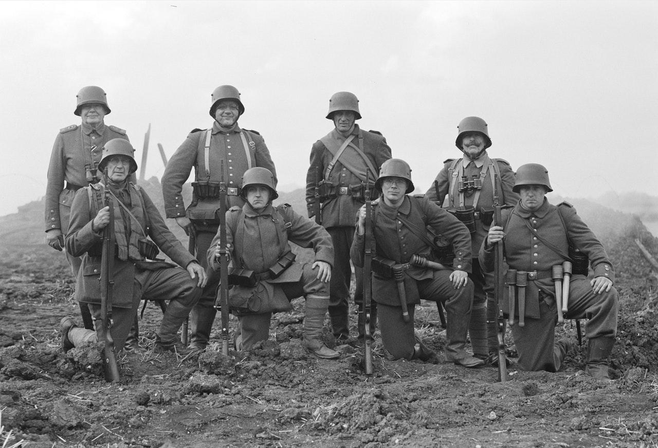 Armas en la Primera Guerra Mundial