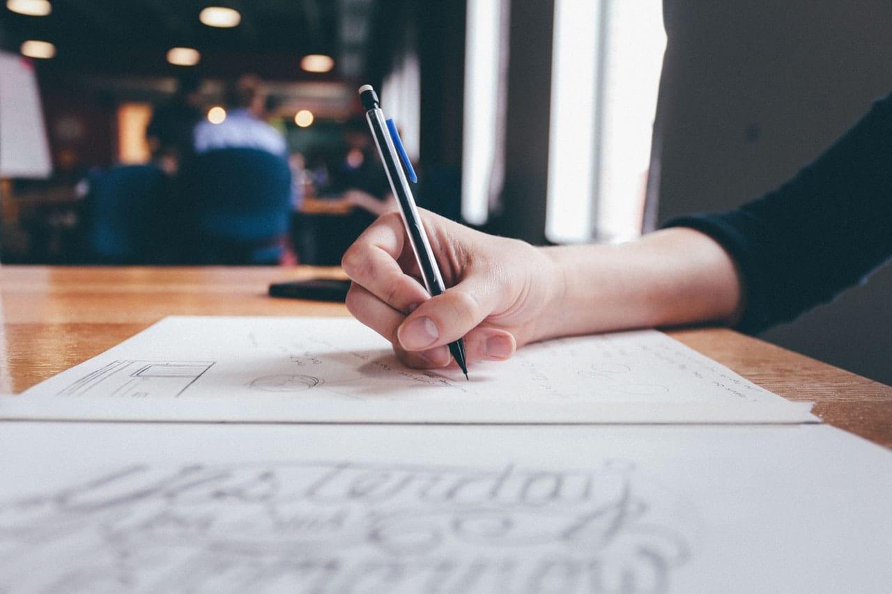 Escritura y el habla