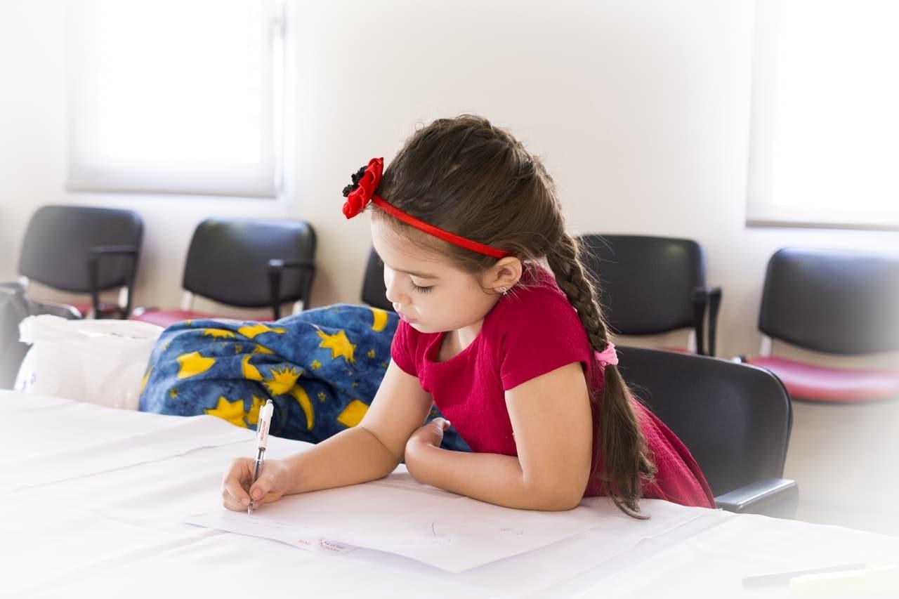 Lenguaje escrito para niños