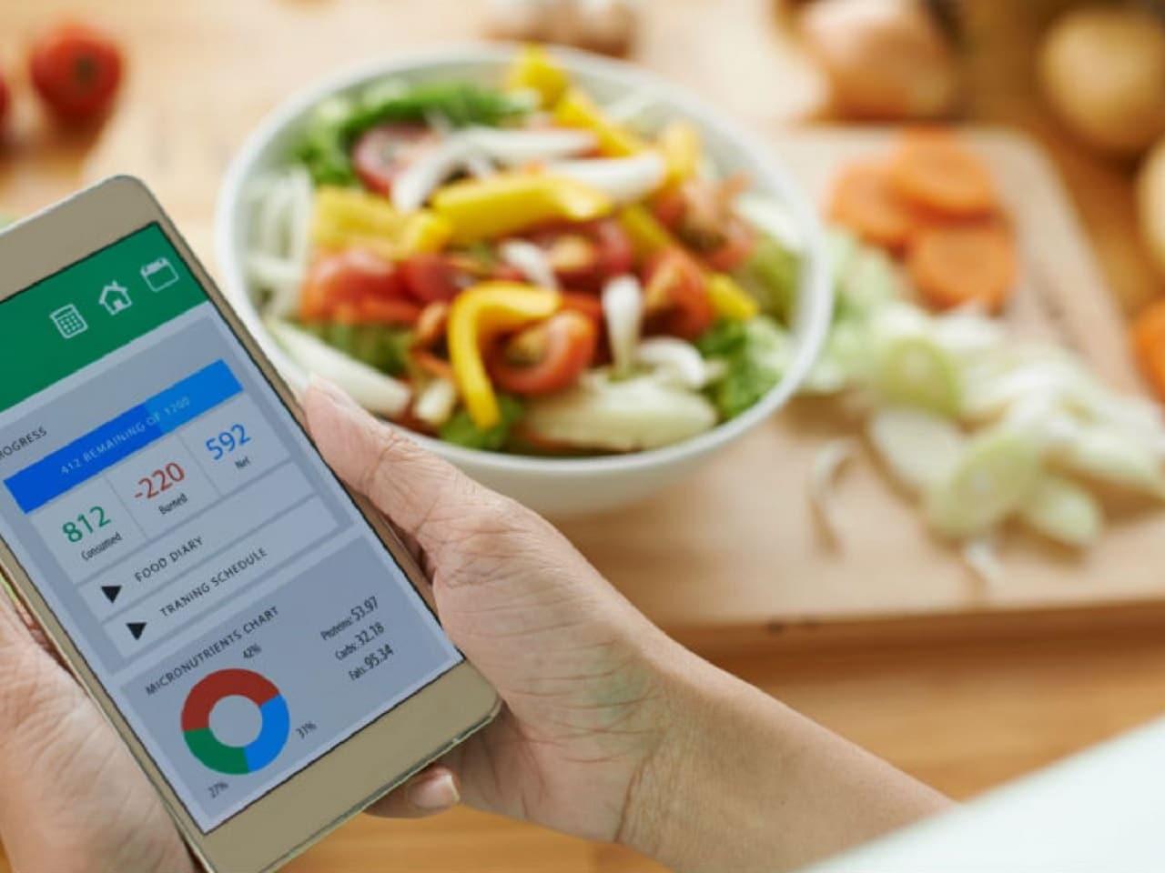 Apps para contar calorías